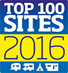 Top 100 Sites Finalist 2016