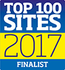 Top 100 Sites Finalist 2017
