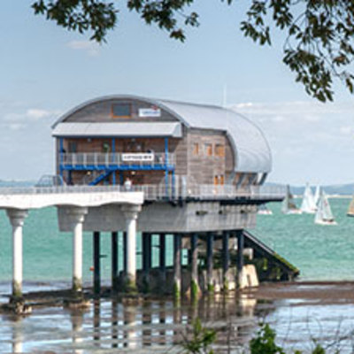 Places to go on your holiday - Bembridge Beach & Harbour  Image