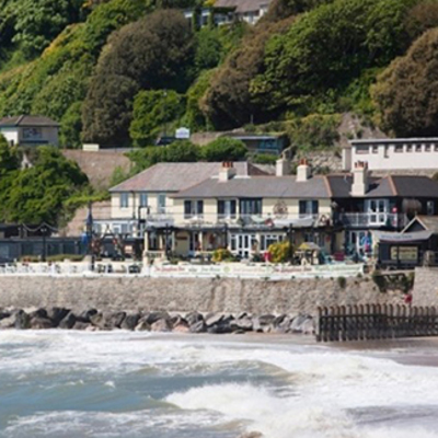 Places to eat on your holiday - Spyglass Inn  Image