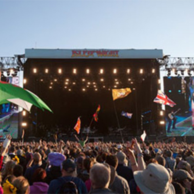 Things to do on your holiday - Isle of Wight Festival  Image