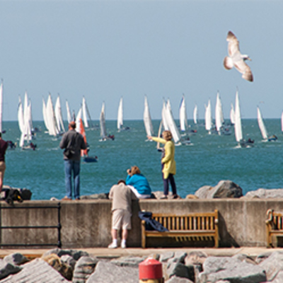 Things to do on your holiday - Round the Island Race  Image