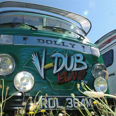 Things to do on your holiday - V-Dub Festival  Image
