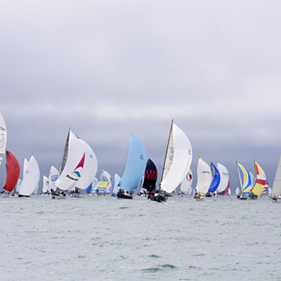 Things to do on your holiday - Cowes Week  Image