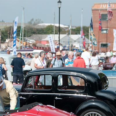Things to do on your holiday - Classic Car Show  Image
