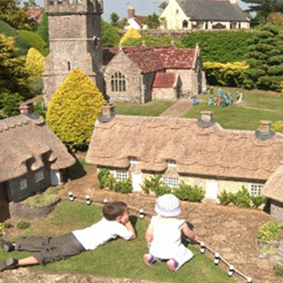 Places to go on your holiday - Godshill Model Village  Image