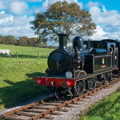 Places to go on your holiday - Isle of Wight Steam Railway  Image