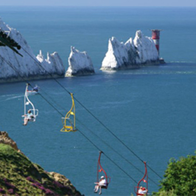 Places to go on your holiday - The Needles  Image