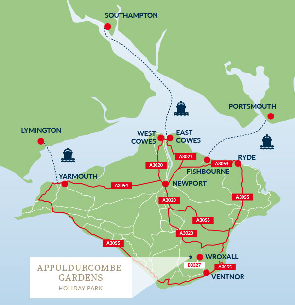 Located In The Capalbio Countryside Which Is In The: IOW Holiday Park Located In The Secluded Countryside